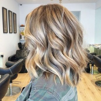 50 Hottest Balayage Hairstyles for Short Hair - Balayage Hair Color Ideas