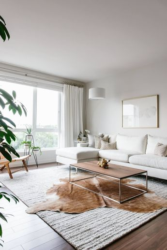 Designing my Modern and Minimalist Living Room with Havenly