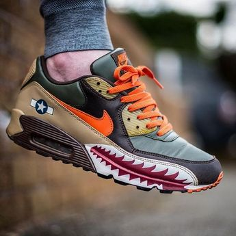 free shipping dabb6 67b5b wonkycoma swoops into battle in the Nike Air Max 90