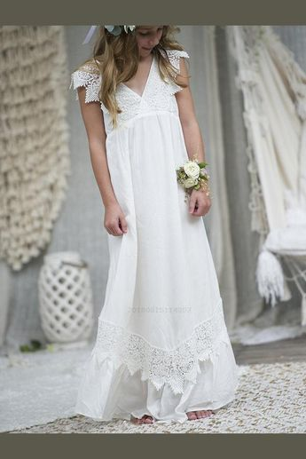 19f5af92942 Custom Made Appealing Bridesmaid Dress White