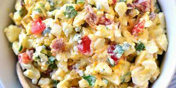 16 Totally New Ways To Make Egg Salad