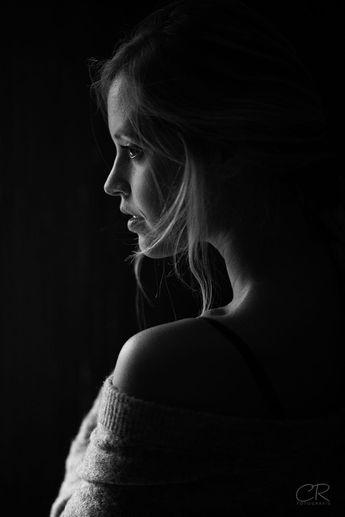 M a r a by Christoph Ruhrmann on 500px #blackandwhiteportraitswomen