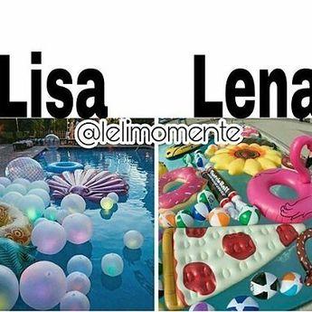 #lisaorlena #lisaandlena #leli❤