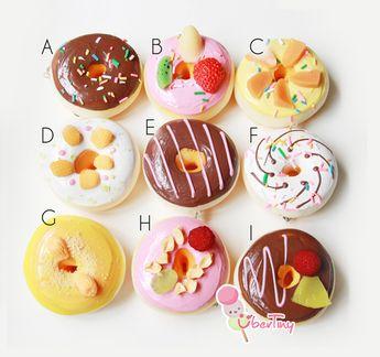 b35df3c06 Jumbo Fruit Donut Squishy from Uber Tiny