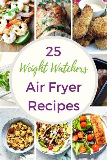 25 Top Weight Watchers Air Fryer Recipes