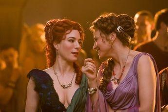 Gaia & Lucretia
