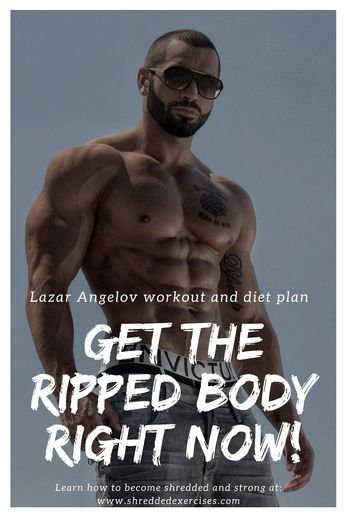 Lazar is respected fitness model, known for motivating people and promoting his online training program to help thousands of fitness enthusiasts around the globe.