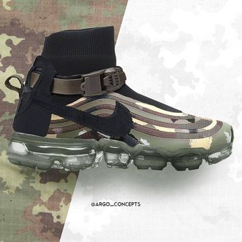 3ee25dc180ee Nike Air VaporMax Utility   Ridge Rock   Makeover Drops Tom