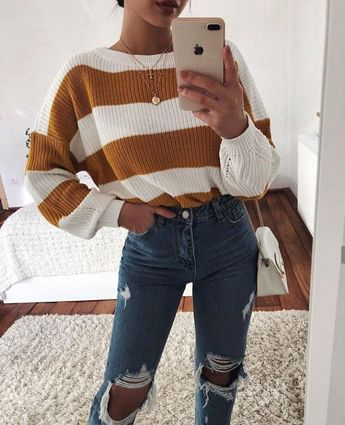 40 Brilliant Fall Outfits To Wear All Month Long - Hallery Leonie