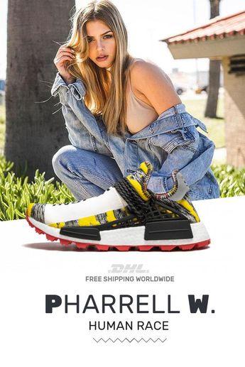 9b3e757461125 Adidas x Pharrell Williams NMD Human Race Solar Pack 3MPOW3R