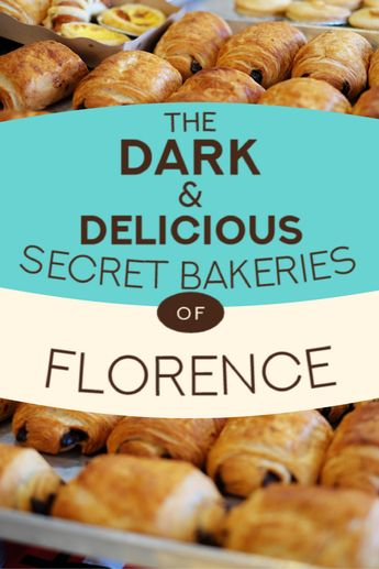 There's a not so secret legend that sweeps across Florence's student community; the infamous tale of flaky warm pastries delivered under cover of darkness