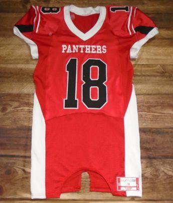 813a446ea69 Parkway Football custom jerseys created at JB Team Sports in Lafayette, LA!  Create your