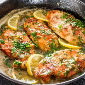 Tavuk Göğsü Yemekleri! Mutfakta Harikalar Yaratabileceğinizi Gösteren 13 Orgazmik Tarif