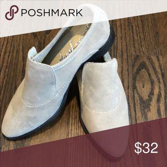 c3a8e90d6157 Free People Tan Shoes NWOT Adorable Free People Shoes! Free People Shoes  Flats   Loafers