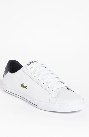 23505d2b0e Lacoste  Graduate  Sneaker available at  Nordstrom