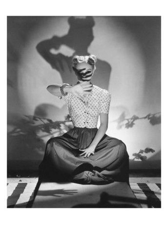 Vogue - June 1938 Premium Photographic Print by Horst P. Horst