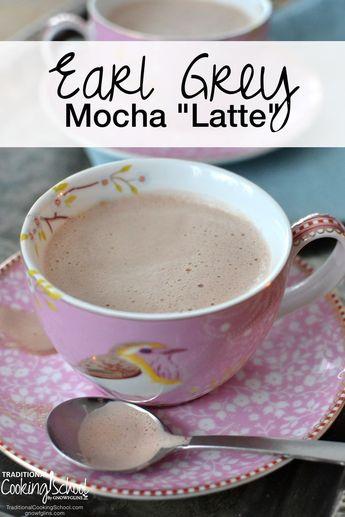 Earl Grey Mocha Latte