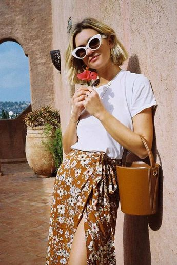 10 Summer Floral Outfits to Wear This Season