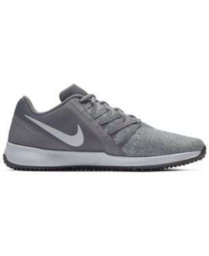 dd0d3fb6470f Nike Men s Varsity Compete Trainer Training Sneakers from Finish Line -  Black 8