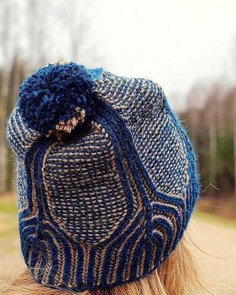 85a60272429 Ravelry  Lellekas1 s Minimalismus Hat