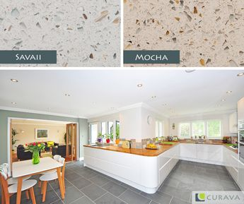 Analytics of Curava Recycled Glass Surfaces (@curava) Pinterest account