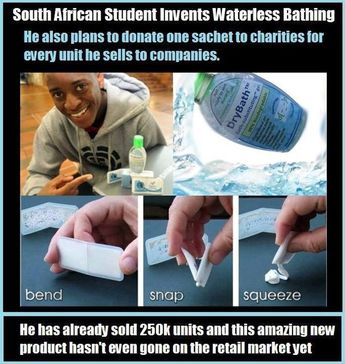 Faith in humanity: Restored
