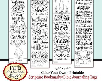 LOVE - Bible journaling printable templates, illustrated ch