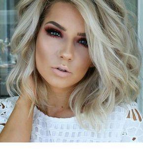 Love this blonde! - Miladies.net