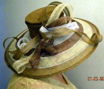 545a9e1d844 Durban July 2011 by PETRO VERMEULEN  millinery  hats  HatAcademy