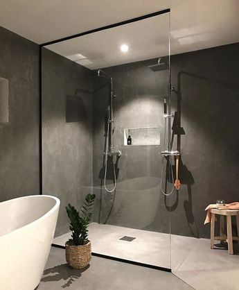 35 Minimalist Bathroom Design Ideas For Modern Home Decor