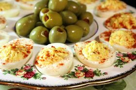 Traditional Southern Deviled Eggs