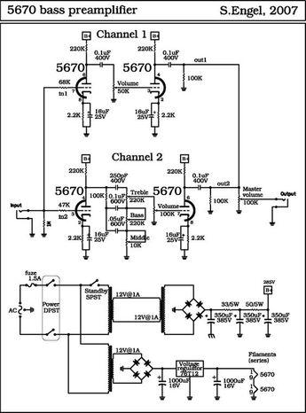 Eletrnica E Radioamadorismo Com Circuitos Esquemas Manu