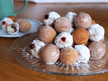 7 Gluten-Free Doughnut Recipes to Help You Celebrate National Doughnut Day - Gluten-Free Baking