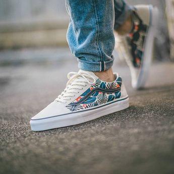 Vans Old Skool  Tropic Havana  - 2017 (by  timmysmalls) Sneakers greatly  benefit 2a1ec3648