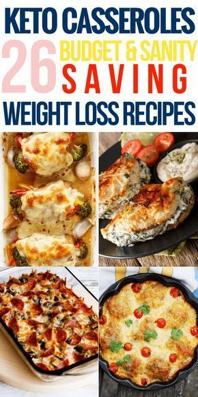 26 Keto Casserole Recipes That Will Save Your Sanity & Budget On The Keto Diet