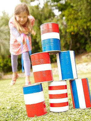 Ideas for a July Fourth Extravaganza