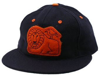 7f1f0bf0d50 Lion With Bird Fitted Cap by LISA LARSON x COOPERSTOWN BALL CAP