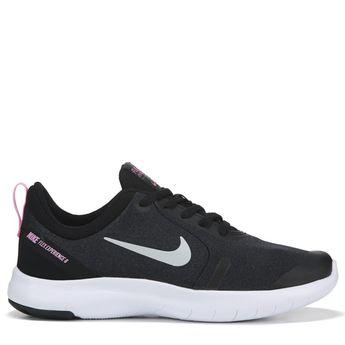 397994140fc Nike Kids  Flex Contact Sneaker Grade School Shoes (Black Pink)