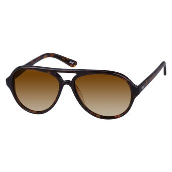 71ac6fc049 Zenni Womens Square Rx Sunglasses Tortoiseshell Mixed Mater