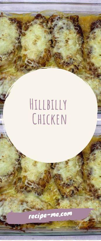 Hillbilly Chicken