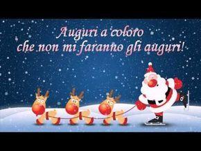 Auguri Di Buon Natale Su Youtube.Video Divertenti Di Natale Per Whatsapp