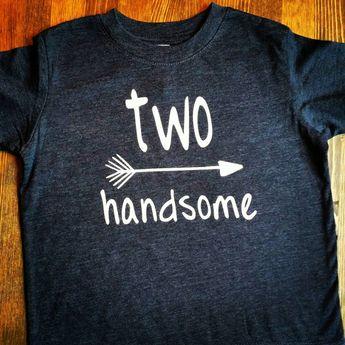 Boys 2nd Birthday Shirt