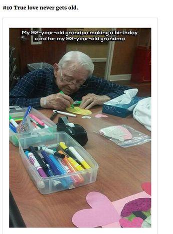 10 Fresh Elderly Memes. #1