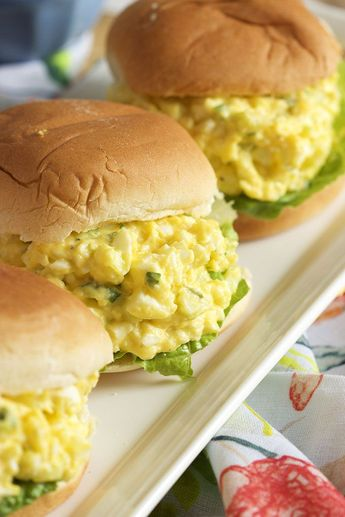 The Very Best Egg Salad