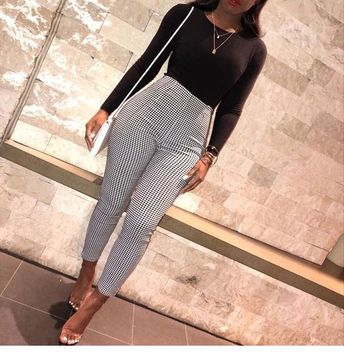 c9ff7cdc4b1f Lovely pants, black blouse and accessories | Inspiring Ladies