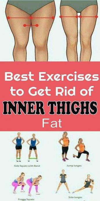 Your inner thigh is a healthy inner thigh when is attractive, strong and toned. Take care for yours and do these six inner thigh workout to get your dream legs.