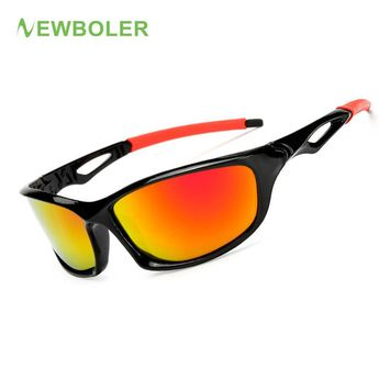 b27e5cd23f7 NEWBOLER Polarized Cycling Glasses Women Bicycle Riding Protection Goggles  Driving Hiking Sports Sunglasses Cycling Eyewear.