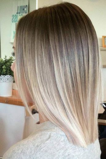 New Hair Ombre Ideas To Diversify Classic Brown And Blonde Ombre Hair