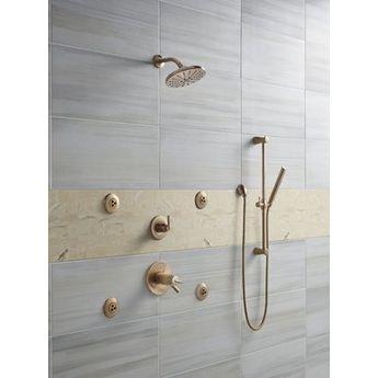 "MSI Pietra Vezio 2"" x 4"" Porcelain Mosaic Tile in Beige"