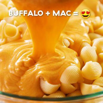 Best-Ever Buffalo Mac & Cheese